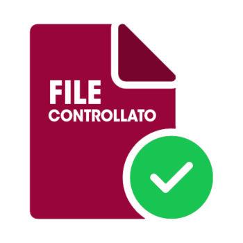 Preparazione file